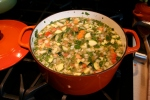 soup beginning