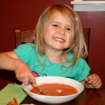 ellie tomato soup