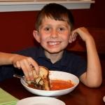 evan tomato soup