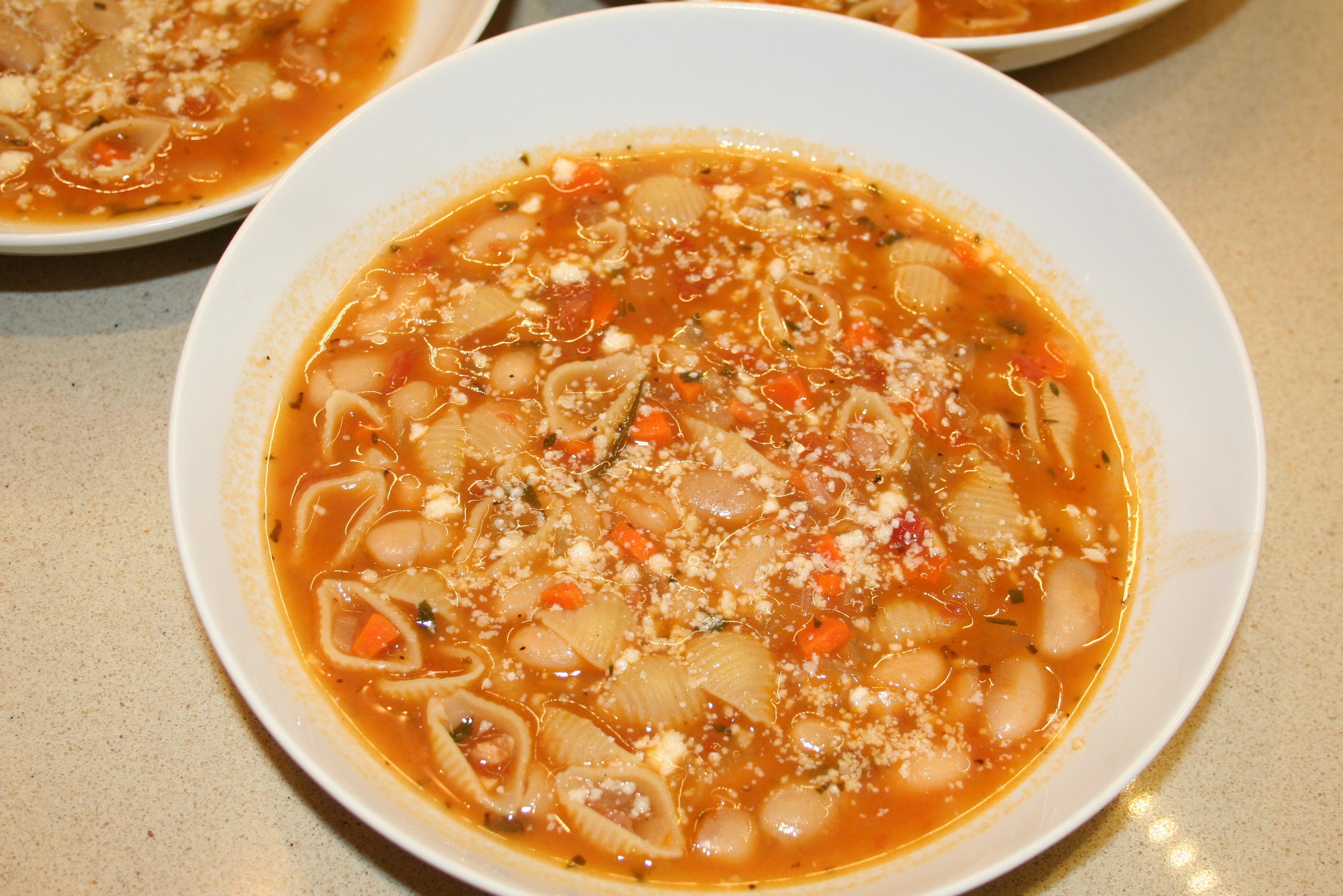 ... pasta e fagioli italian pasta fagioli soup by i ve slurped pasta e